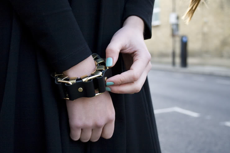 in detail moxham taba cuff