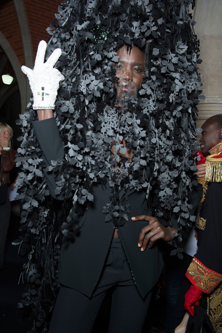 Philip Treacy x Swarovski SS13 Credit Jason Lloyd Evans 11 Philip Treacy SS13