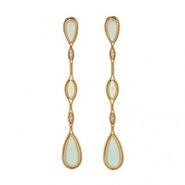 Fernando Jorge Fluid Diamonds Milky Aquamarine Long Earrings thumb 185x185 Fernando Jorge talks gold