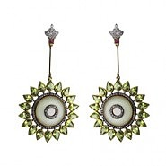Hanut Singh star burst earrings thumb 185x185 Olivier Dupon