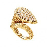 in detail boucheron serpent boheme ring thumb 185x185 AW13 Gold Trends