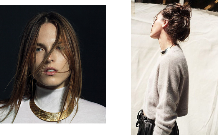 in detail moodboard chokers 03 The Look: