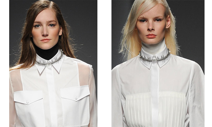 in detail aw14 jewellery catwalk trends