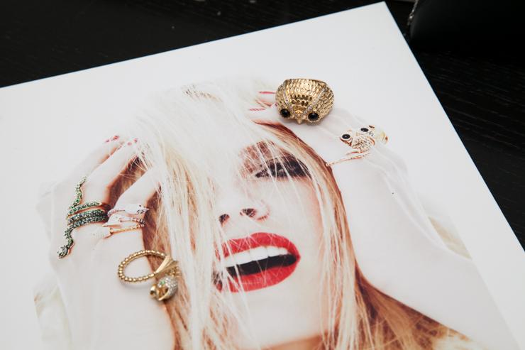 in detail yvonne leon jewellery