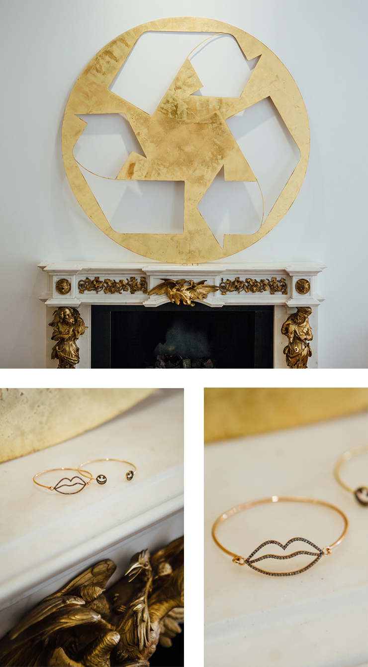 rosa de la cruz jewellery