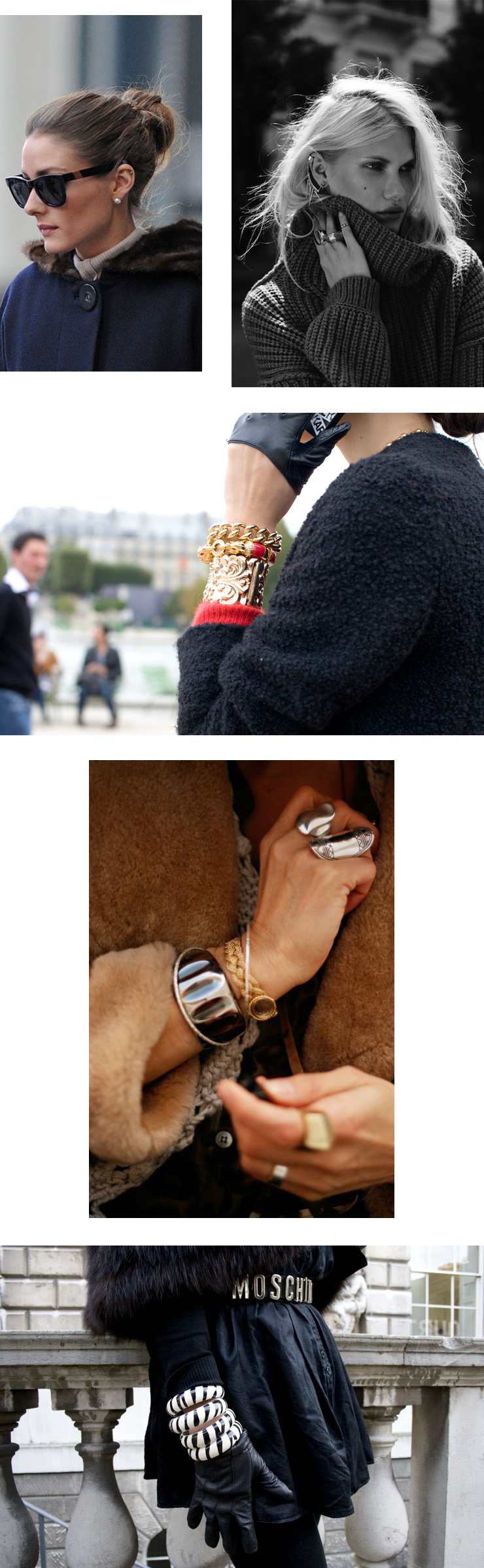 in detail - winter jewels