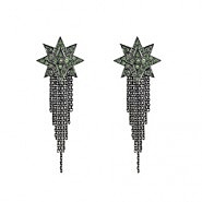 in detail ana de costa alchemy star earrings star 185x185 In the studio