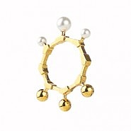 in detail smithe grey pearl ring thumb 185x185 Marina Guergova