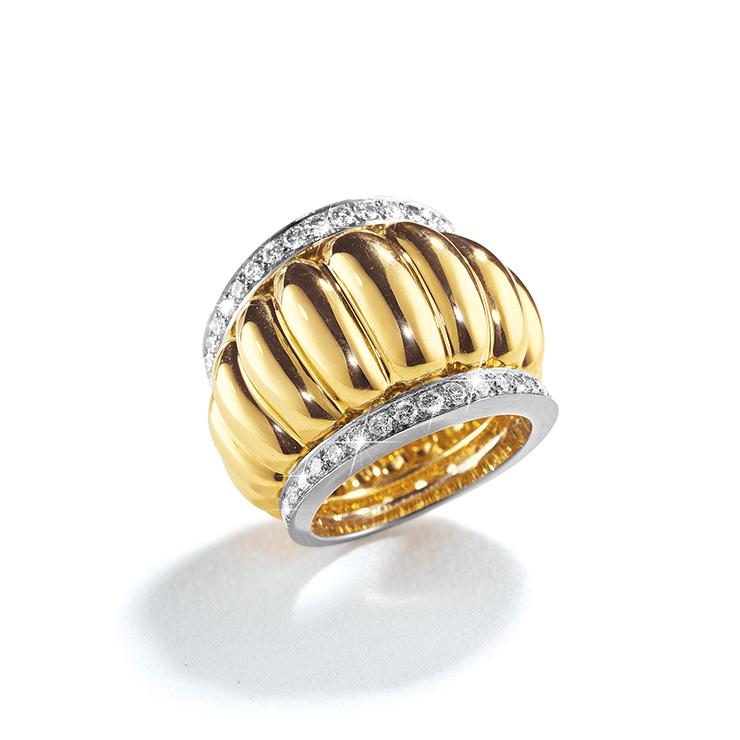 Suzanne Belperron rings
