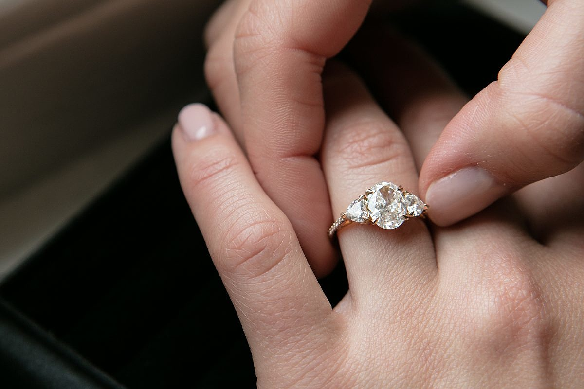 if ritani engagement celebrity rings ring push blog present upgrades