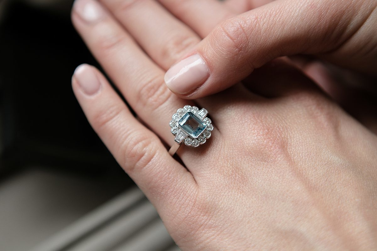 Engagement rings: a guide - In Detail