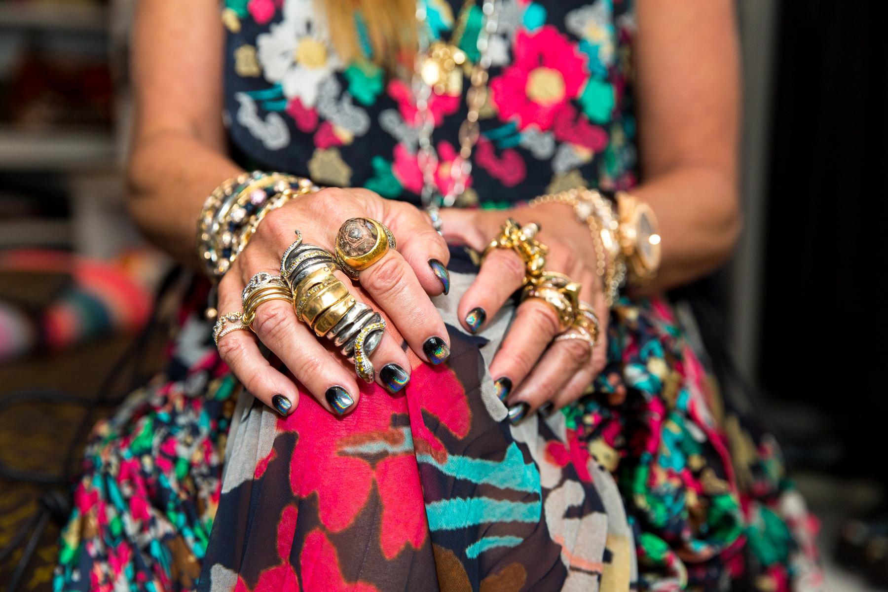 Striking jewels - inside Lori Hirshleifer's jewellery box